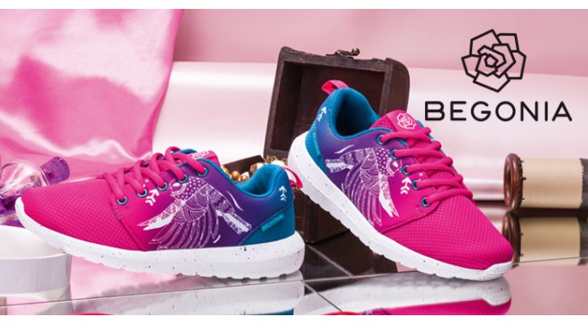 Коллекция обуви Begonia